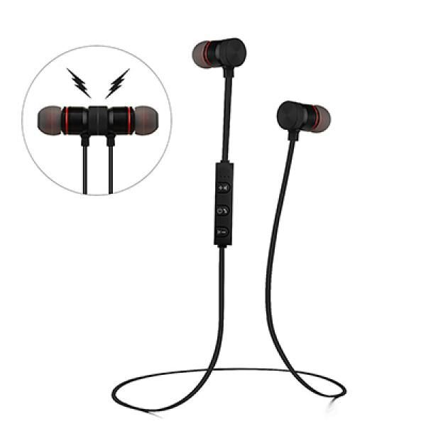 Greatwill Wireless Sports Earphones Electronics & Technology Computer & Mobile Accessories Promotion EMS1014Thumb_Black1