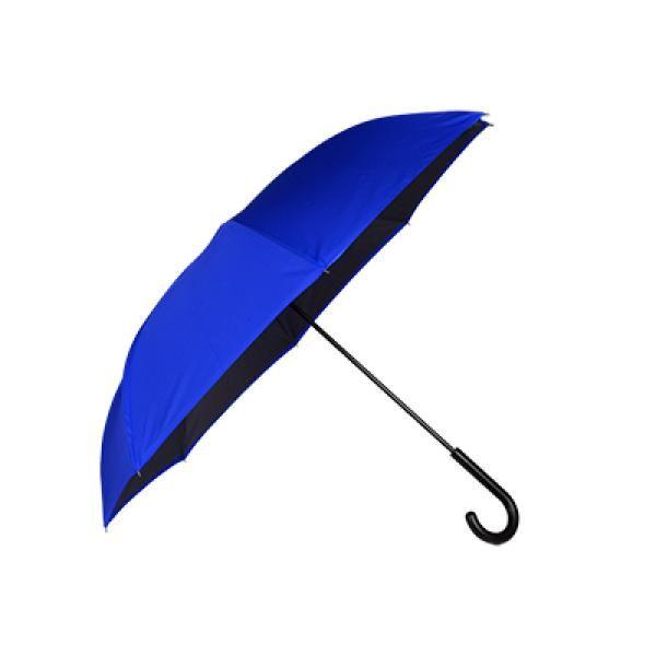 Brevity Auto Close Inverted Umbrella Umbrella Straight Umbrella Best Deals UMS1002Thumb_Blue2