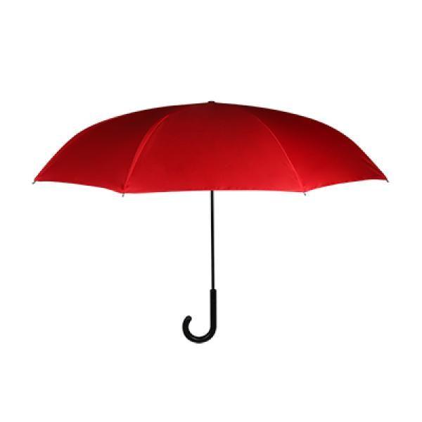 Brevity Auto Close Inverted Umbrella Umbrella Straight Umbrella Best Deals UMS1002Thumb_Red1