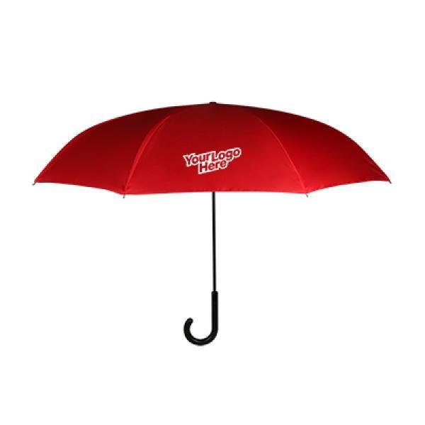 Brevity Auto Close Inverted Umbrella Umbrella Straight Umbrella Best Deals UMS1002Thumb_Logo