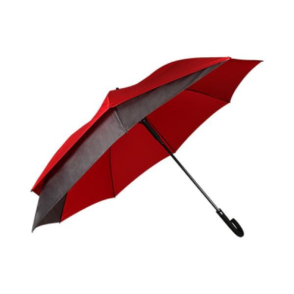 Quint Dry-Tech Umbrella Umbrella Straight Umbrella Best Deals UMS1003Thumb_Red2