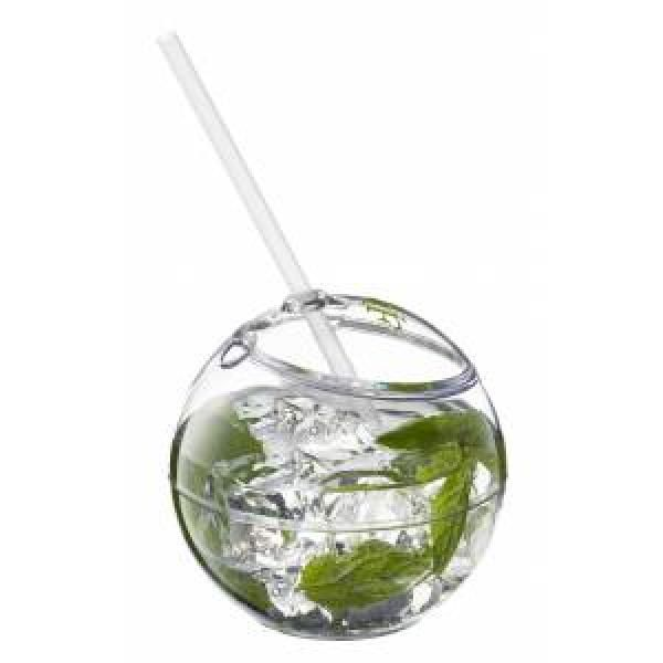 Fiesta Ball With Straw Household Products Drinkwares fiesta-ball-and-straw-transparent-23-x-d-12-cm--10034006--300