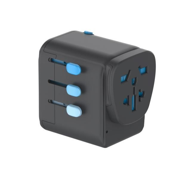 Zendure Passport Pro Travel Adapter Electronics & Technology Gadget Crowdfunded Gifts ff0931eef7633bf82d59d5b22bba0f9f_large