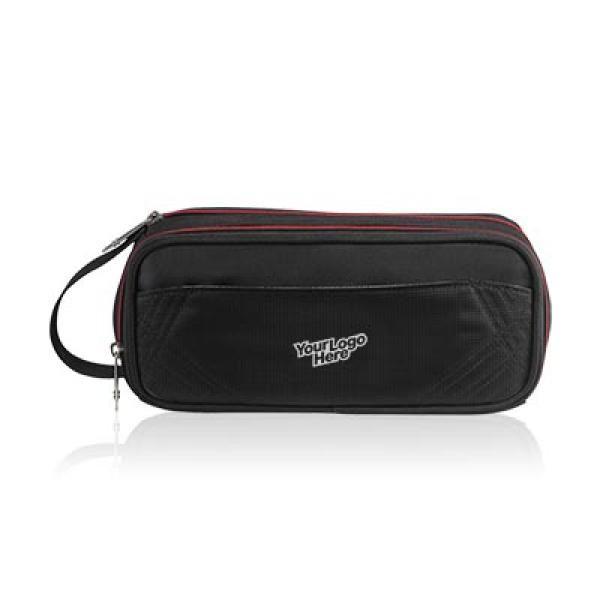Dobby NylonTravel Organiser Case Computer Bag / Document Bag Haversack Travel Bag / Trolley Case Bags OHT6008_logo_thumb