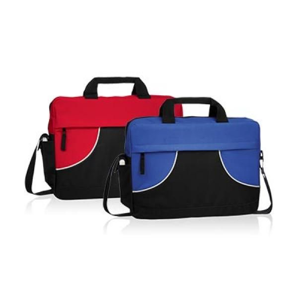 Quill Meeting Brief Computer Bag / Document Bag Bags TDB6006GRP_thumb