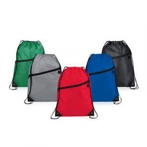 Robin Drawstring Cinch Drawstring Bag Bags TDS6001GRP_thumb
