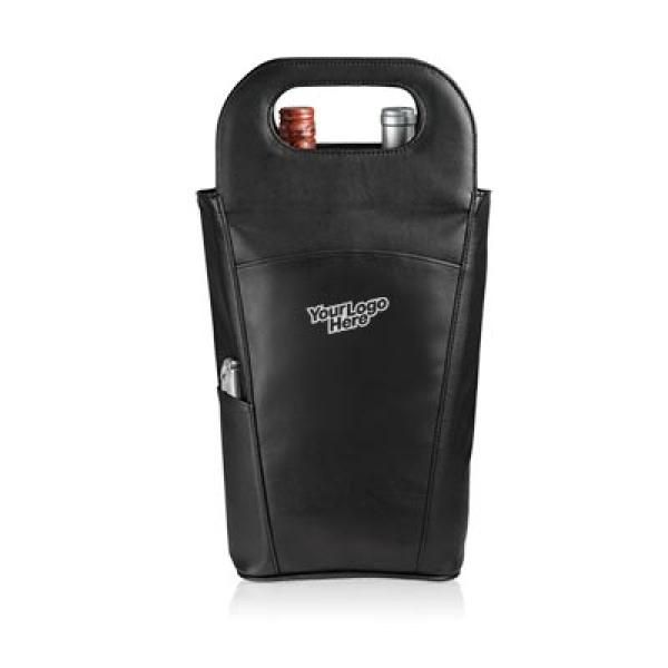 Belgio Insulated Double Wine Tote Bag Travel Bag / Trolley Case Small Pouch Other Bag Bags TNW6006_1_logo_thumb