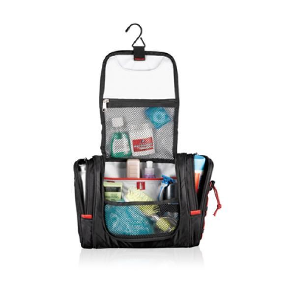 Dobby Nylon Utility Kit Travel Bag / Trolley Case Small Pouch Other Bag Bags TSP6004_1_thumb