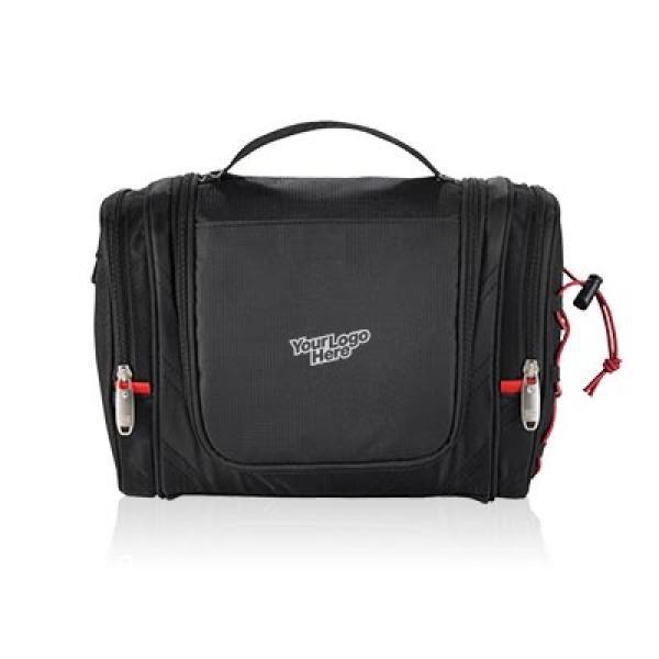 Dobby Nylon Utility Kit Travel Bag / Trolley Case Small Pouch Other Bag Bags TSP6004_2_logo_thumb
