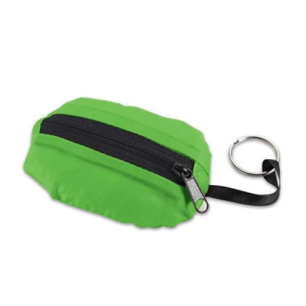 Takeaway Fold Up Shopper Tote Bag Tote Bag / Non-Woven Bag Bags Eco Friendly TNW6004LGR_1_thumb