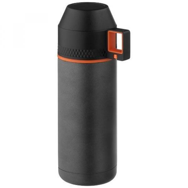Nakiska Vacuum Isolating Stainless Steel Flask Household Products Drinkwares HDF6002BLK