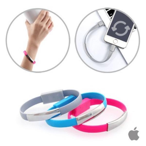 Estone Bracelet Apple USB Cable Coral Electronics & Technology Computer & Mobile Accessories Best Deals Largeprod1120