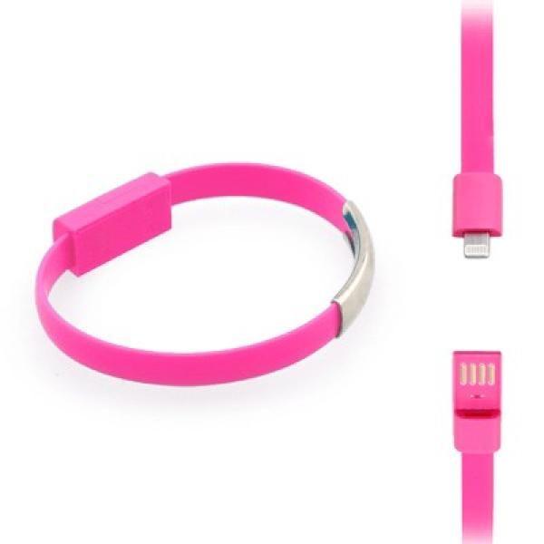 Estone Bracelet Apple USB Cable Coral Electronics & Technology Computer & Mobile Accessories Best Deals Productview31120