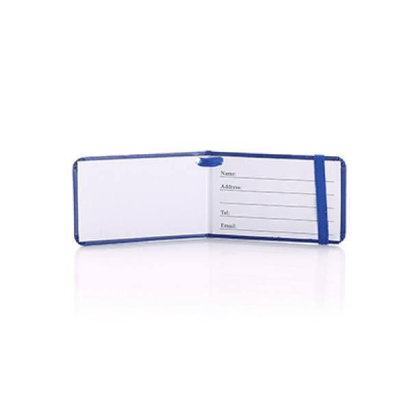 Tripz Luggage Tag Travel & Outdoor Accessories Luggage Related Products OLR6004Thump_Blu
