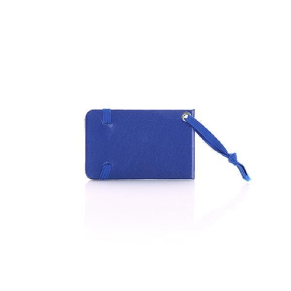 Tripz Luggage Tag Travel & Outdoor Accessories Luggage Related Products OLR6004Thump_Blu_1