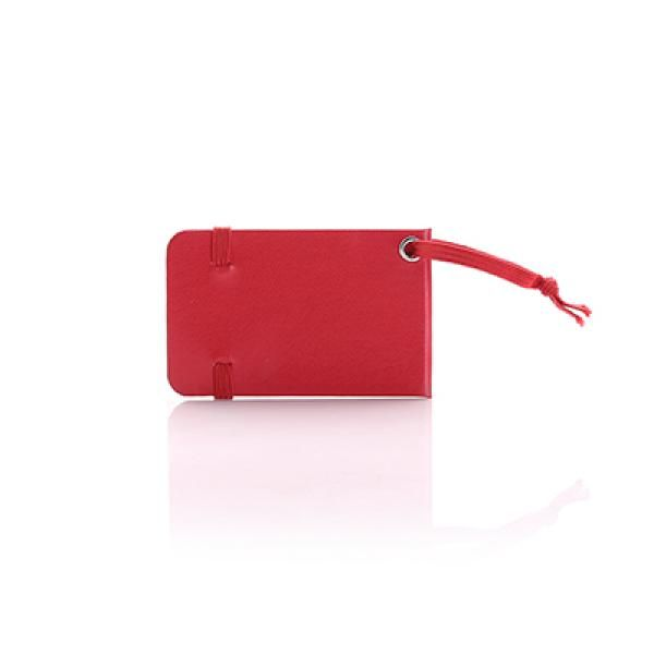 Tripz Luggage Tag Travel & Outdoor Accessories Luggage Related Products OLR6004Thump_Red_2
