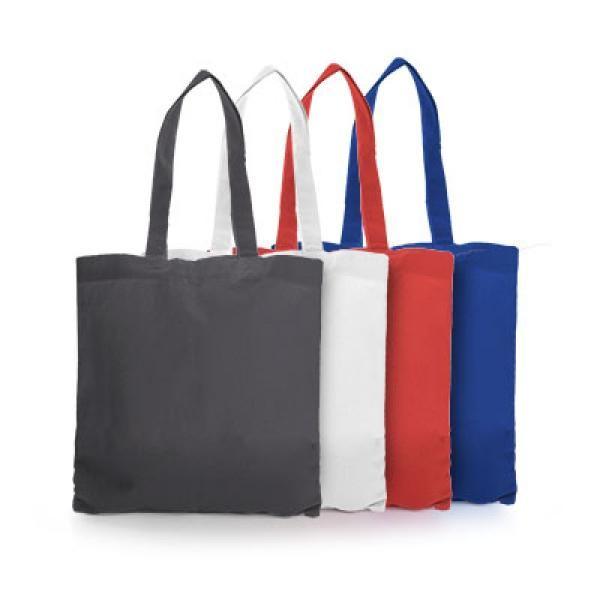 Non Woven Small Zeus Convention Tote Bag Tote Bag / Non-Woven Bag Bags Earth Day TNW6002Thumb_Grp