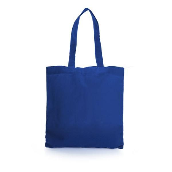 Non Woven Small Zeus Convention Tote Bag Tote Bag / Non-Woven Bag Bags Earth Day TNW6002Thumb_Blu
