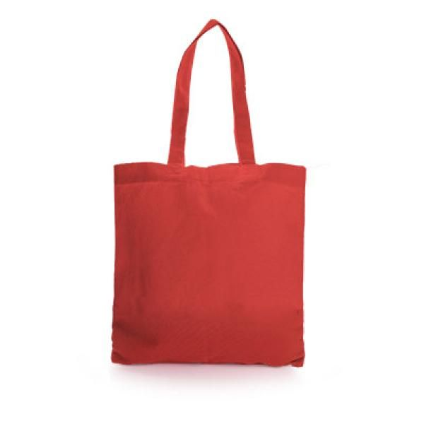 Non Woven Small Zeus Convention Tote Bag Tote Bag / Non-Woven Bag Bags Eco Friendly TNW6002Thumb_Red