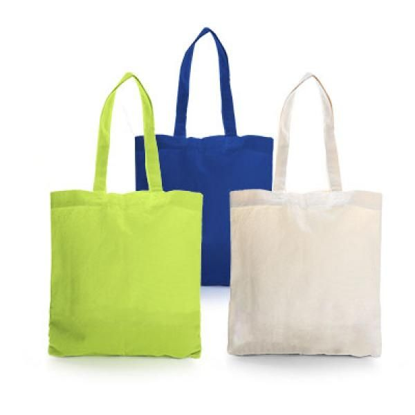 Carolina Cotton Tote Bag Tote Bag / Non-Woven Bag Bags RACIAL HARMONY DAY Eco Friendly TNW6001Thumb_Grp