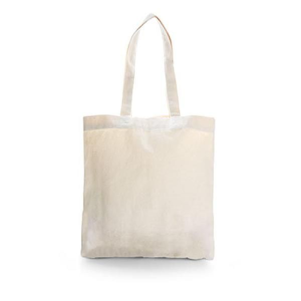 Carolina Cotton Tote Bag Tote Bag / Non-Woven Bag Bags RACIAL HARMONY DAY Eco Friendly TNW6001Thumb_Bei