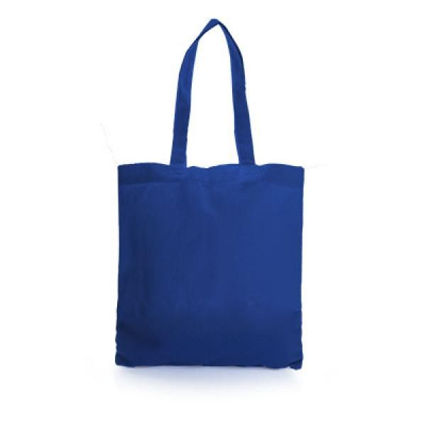 Carolina Cotton Tote Bag Tote Bag / Non-Woven Bag Bags RACIAL HARMONY DAY Eco Friendly TNW6001Thumb_Blu