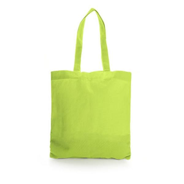 Carolina Cotton Tote Bag Tote Bag / Non-Woven Bag Bags RACIAL HARMONY DAY Eco Friendly TNW6001Thumb_LGRN