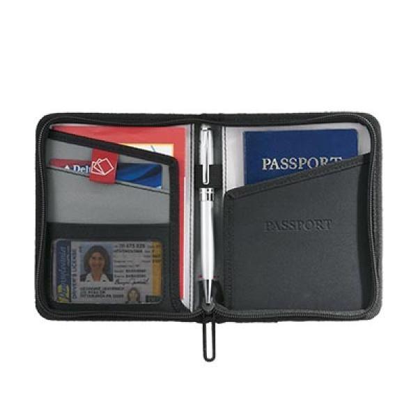 RFID Passport Wallet Travel & Outdoor Accessories Passport Holder OHO6006_2_thumb
