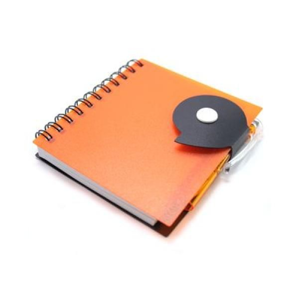 Comma PP Notebook Printing & Packaging Notebooks / Notepads ZNO1020-1