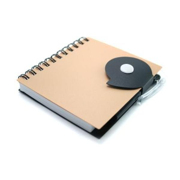 Comma PP Notebook Printing & Packaging Notebooks / Notepads ZNO1020-2