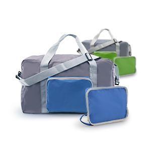 Vorray Foldable Travel Bag Travel Bag / Trolley Case Bags TTB1010BLU
