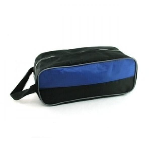 Ribstop Shoe Pouch Shoe Pouch Bags RACIAL HARMONY DAY TSP1002-BLU