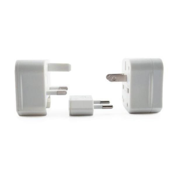 Travel Adaptor With Case Electronics & Technology Gadget Best Deals Productview2607