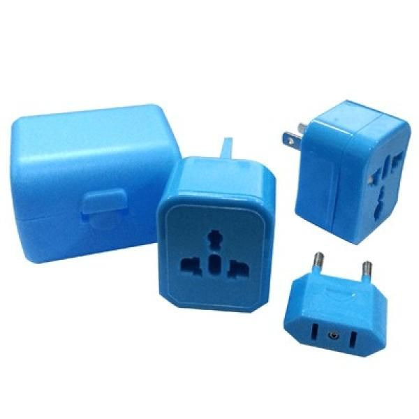 Travel Adaptor With Case Electronics & Technology Gadget Best Deals Productview3607