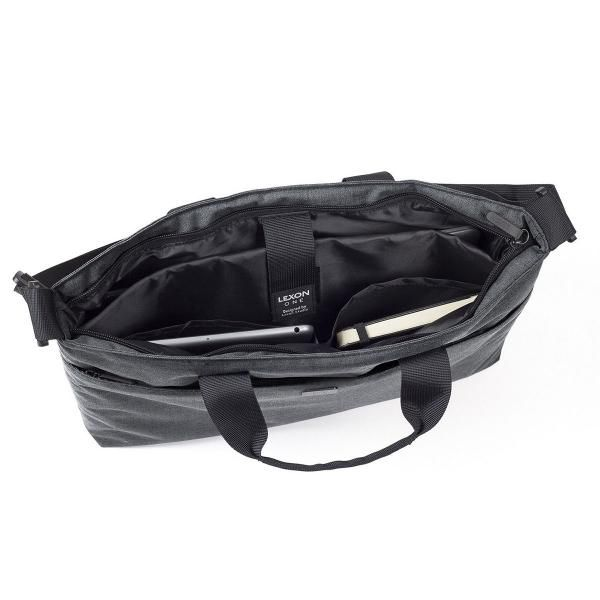One Document Bag Computer Bag / Document Bag Bags TDB1013-DGY-LXInner_R1HD