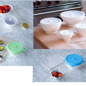 Unilid Clear Frost Household Products Kitchenwares HKPO1007