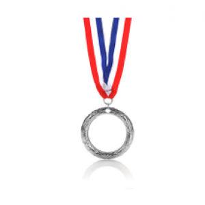 Leaf Frame Acrylic Medal Awards & Recognition Medal Promotion AMD1014