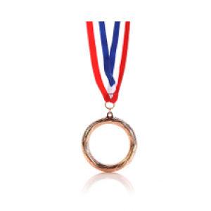 Petal Frame Acrylic Medal Awards & Recognition Medal Promotion AMD1013