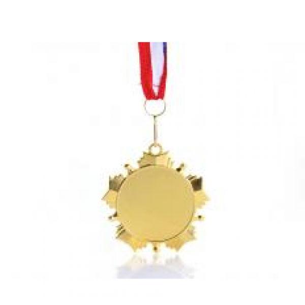 Spikey Medal Awards & Recognition Medal AMD1012