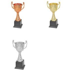 19409 Cup Silver Trophy Awards & Recognition Trophy ATP1001