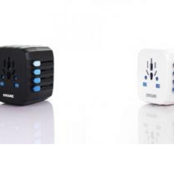 Zendure Passport Travel Adapter Electronics & Technology Gadget Best Deals CLEARANCE SALE Crowdfunded Gifts EGT1010-ECR