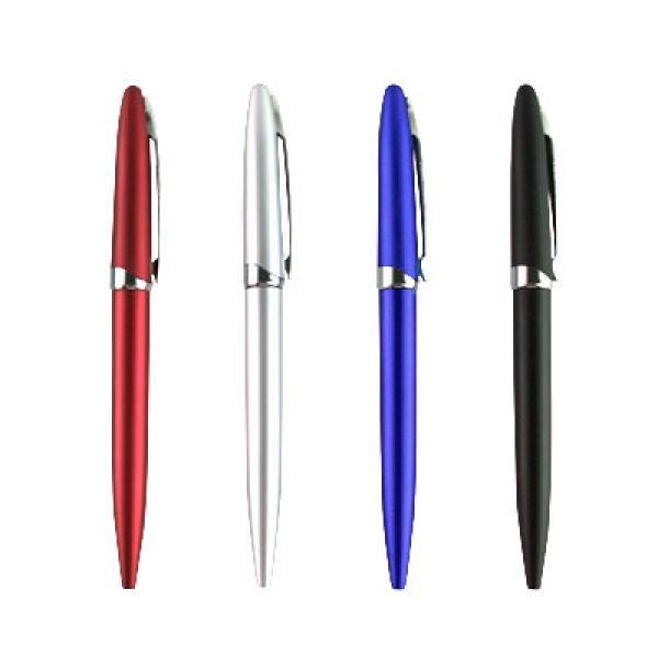 Spring Metallic Plastic Ball Pens Office Supplies Pen & Pencils Largeprod610