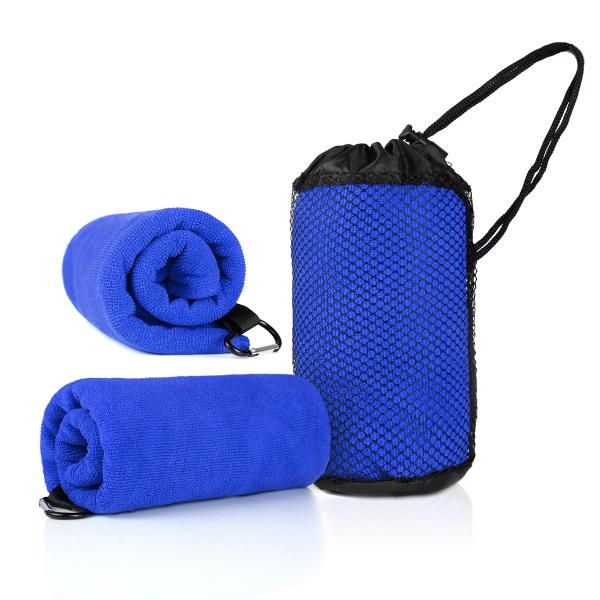 Qvosoft Microfibre Towel Towels & Textiles Towels WSP1005_BlueHD