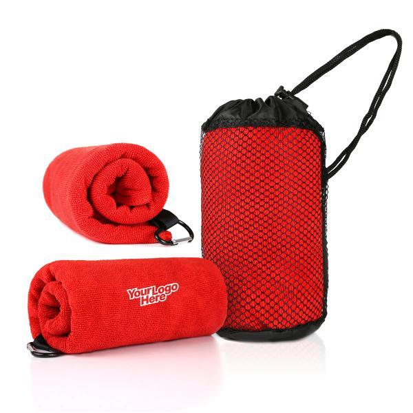 Qvosoft Microfibre Towel Towels & Textiles Towels WSP1005_LogoHD