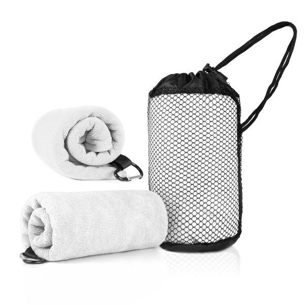 Qvosoft Microfibre Towel Towels & Textiles Towels WSP1005_WhiteHD