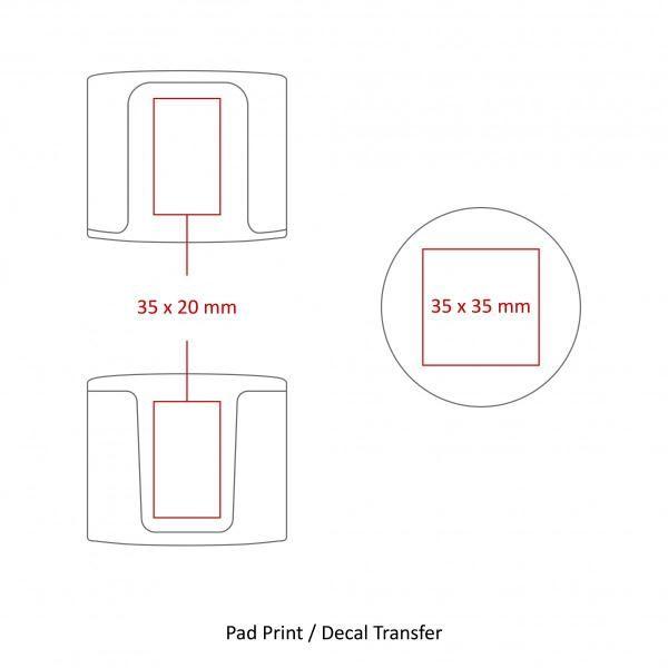 BND500 Wireless Speaker Electronics & Technology Other Electronics & Technology Gadget EMS1033-BLK-3