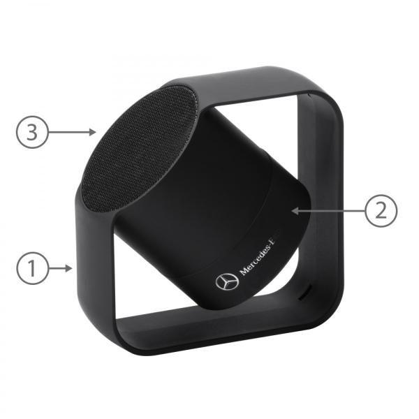 BND504 Wireless Speaker Electronics & Technology Other Electronics & Technology Gadget EMS1034-BLK-1