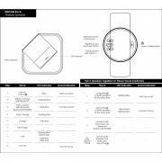BND504 Wireless Speaker Electronics & Technology Other Electronics & Technology Gadget EMS1034-BLK-7