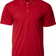 CRP7200 Crossrunner Polo Tee Apparel NATIONAL DAY Red