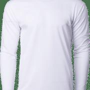 CRR36400 Crossrunner Long Sleeve Tee Apparel White
